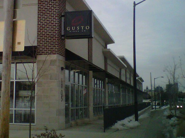 Gusto front
