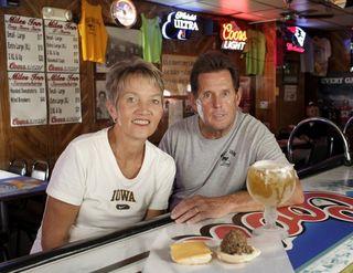 Denny and Julie Lias