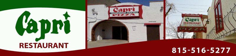 Capri header