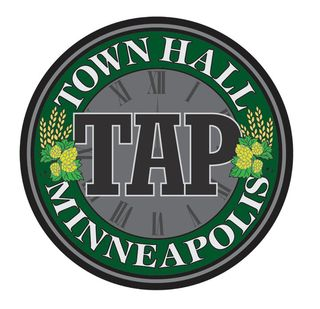 Town Hall Tap logo
