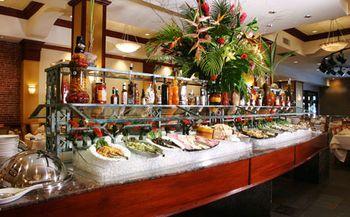 Plataforma salad bar