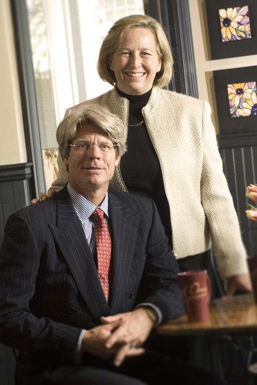 Pete & Alice Eshelman