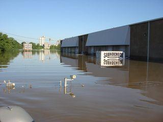 Soundcheck flood