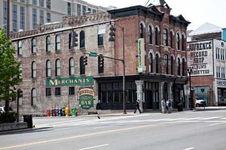 Road Tips: Merchants Restaurant - Nashville, TN