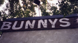 Bunnys original sign