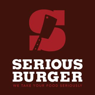 Serious Burger logo