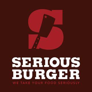 Serious Burger logo
