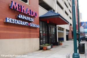 Mikado front