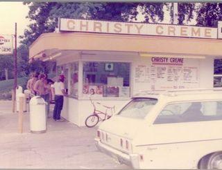 Old cripsy creme