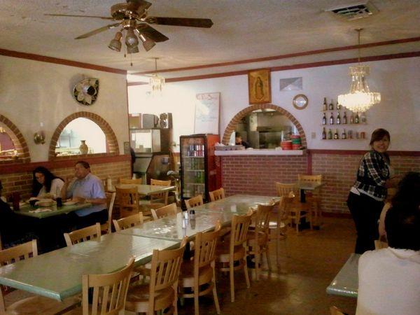 Mexican Restaurant Columbus Nc