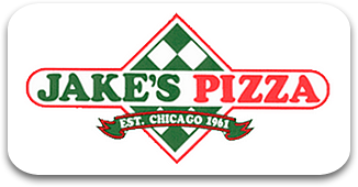 Jakes pizza logo