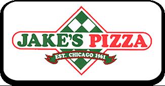 Jakes pizza logo