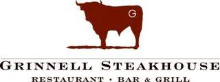 Grinnell Steakhouse logo