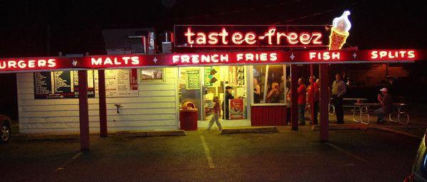 Road Tips The Demise Of Tastee Freez Davenport Ia