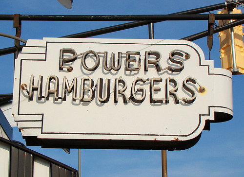 Powers sign