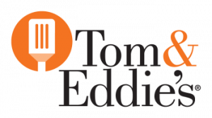 Tom and Eddies logo