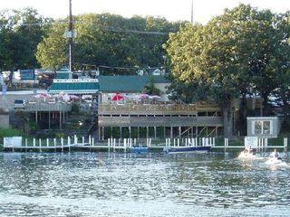 Fisherman's Wharf deck