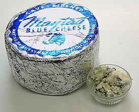 Maytag blue
