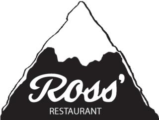 Ross restaurant logo