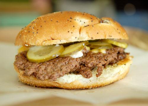 Krazy jims burger