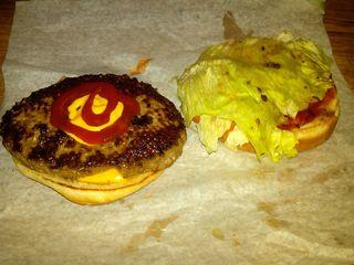 Starlite burger