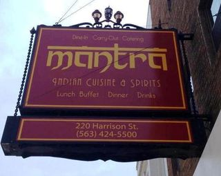 Mantra Sign