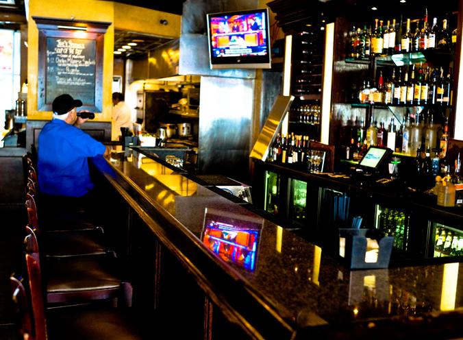 Cafe bionda bar