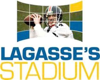 Lagasse's Stadium Logo