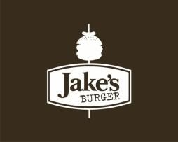 Jakes burger logo
