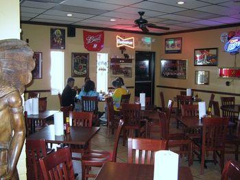 Ziffles dining room