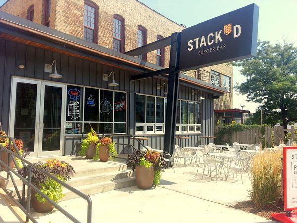 Road Tips Stack 39 D Burger Bar Milwaukee