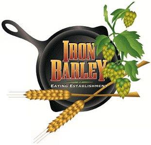Iron barley logo
