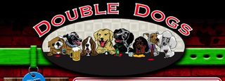 Double dogs logo