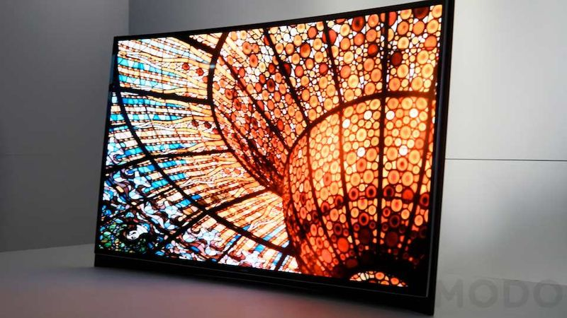 Samsung curved screen