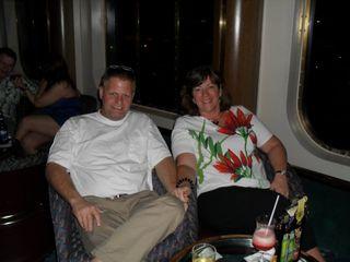Kathy and Craig