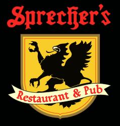 Sprecher's logo