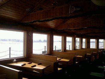Boat house inside 2
