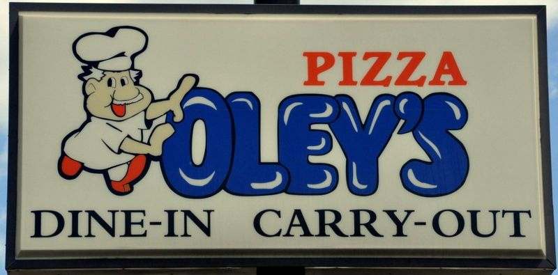 Oley's sign-001