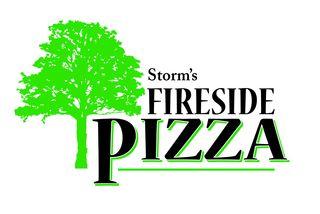 Fireside Pizza logo