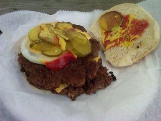 Moonshine Burger