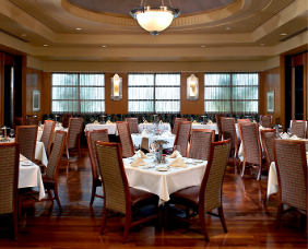 Lawry's private dining room