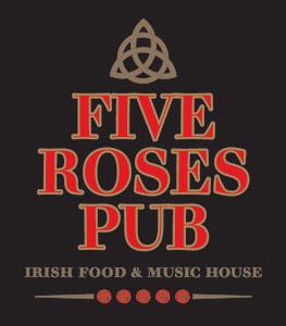 Five roses logo