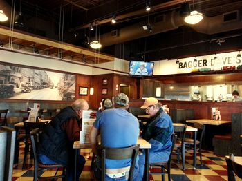 I Walked Into The Bagger Dave S Location In Cape Girardeau A Little Before 2 P M And Restaurant Was Nearly Deserted After Lunch Rush