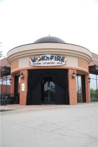 Wok 'n fire front