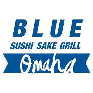 Blue sushi logo