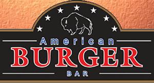 American burger bar logo