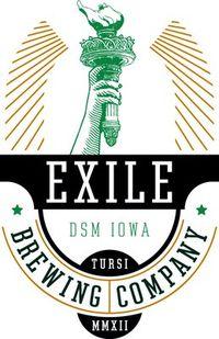 Exile brewing logo