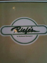 Riefe's logo