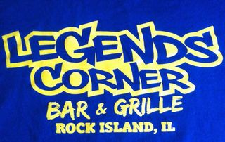 Legends corner logo