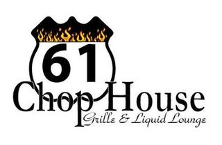 61 Chophouse logo